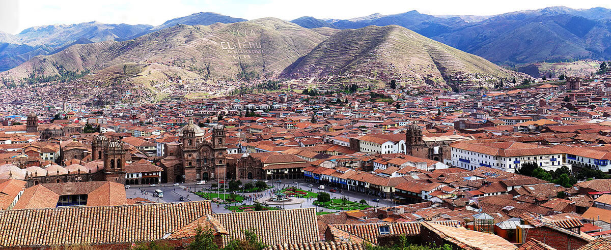 Cusco: City of Cuzco, World Heritage Site | LAC Geo