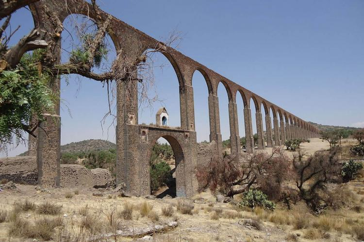 Aqueduct of Padre Tembleque Hydraulic System (Mexico)