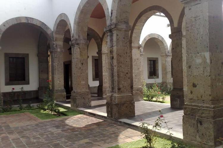 Arches at Hospicio Cabañas, Mexico