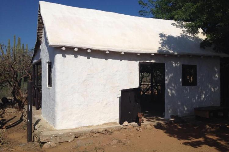 Adobe house, Arikok National Park, Aruba