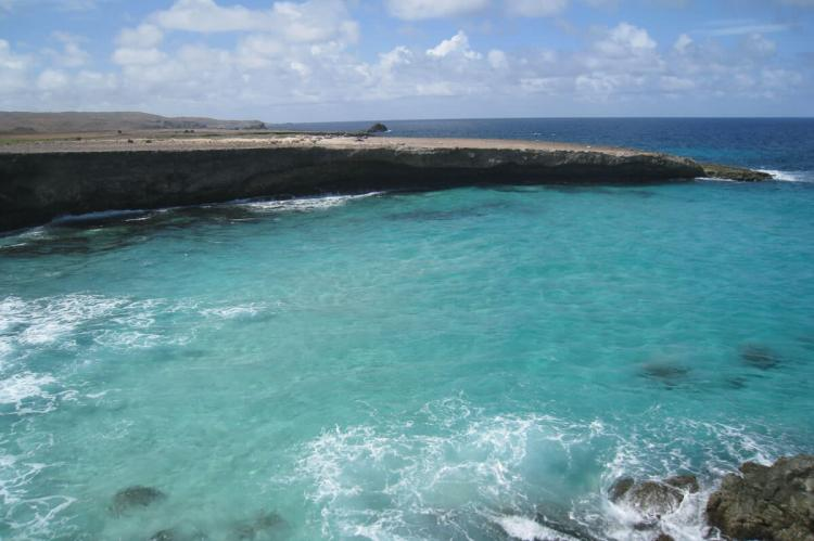 Arikok National Park, natural pool, Aruba