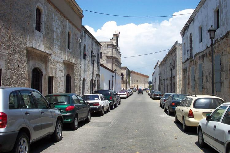 Calle de las Damas, Santo Domingo (Dominican Republic)