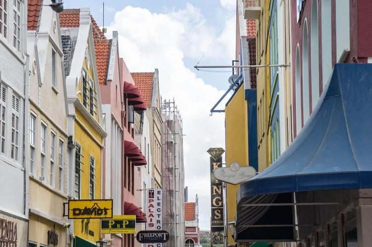 Willemstad, Inner City architecture, Curaçao