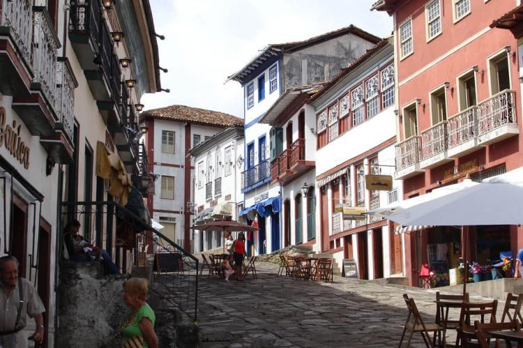 Historic Center of Diamantina, Brazil