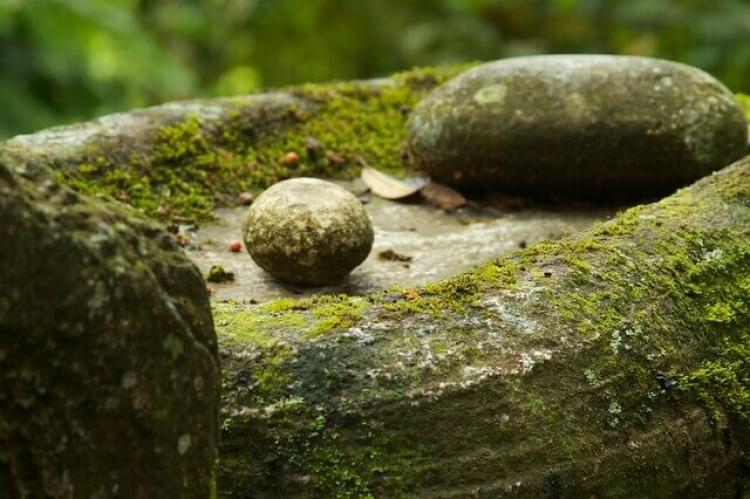Grinding stones, Tayrona culture, Colombia