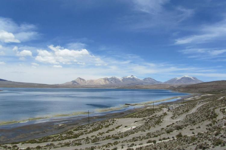Lauca Biosphere Reserve and National Park, Chile