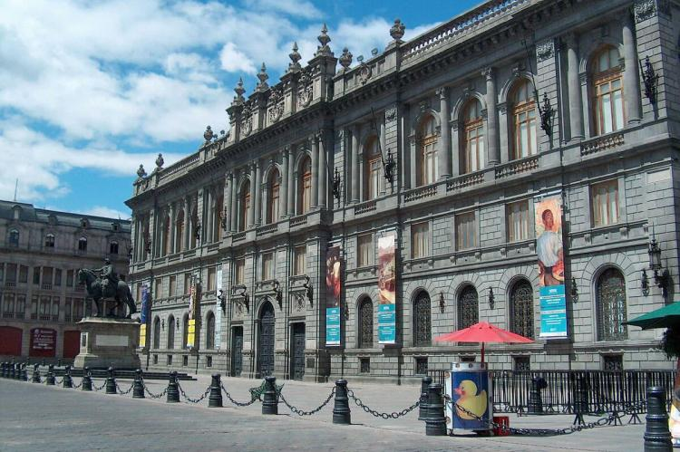 National Museum of Art, Mexico City