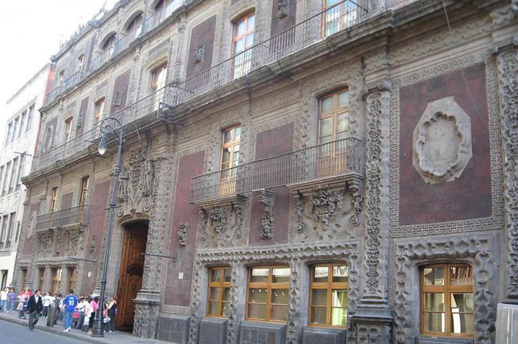 Palace of Iturbide, Mexico City
