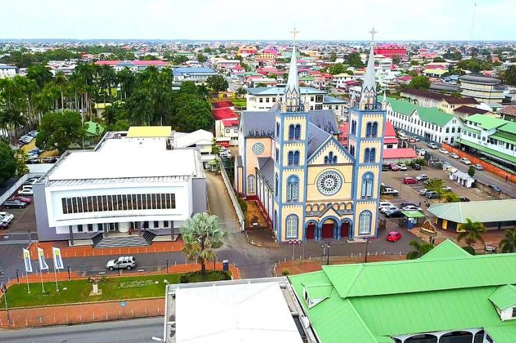 Paramaribo District, Suriname