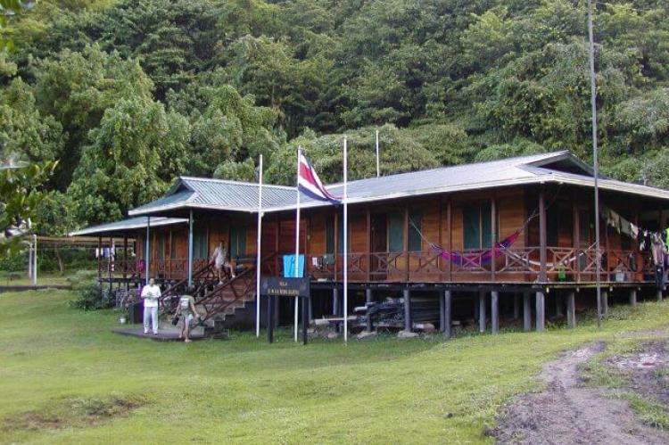 Ranger Station, Cocos Island National Park, Costa Rica