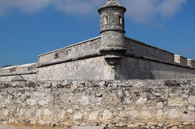 Fort of San Miguel, Campeche (Mexico)