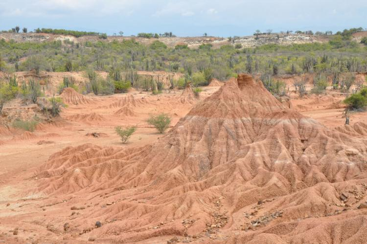 The Tatacoa Desert, Colombia