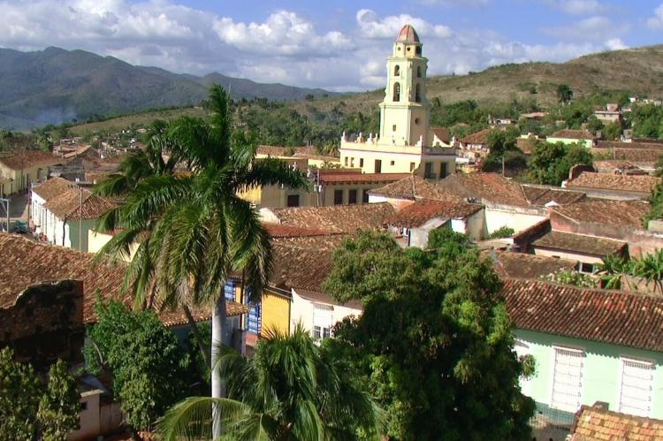 Trinidad and the Valley de los Ingenios (Cuba)