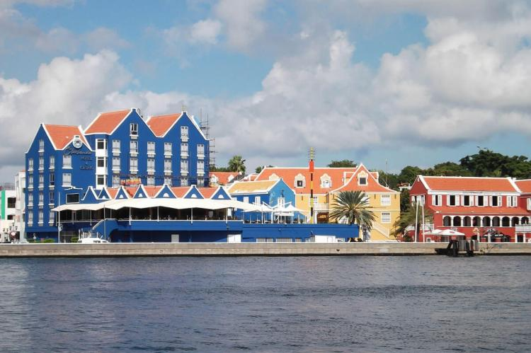 Willemstad, Curacao architecture