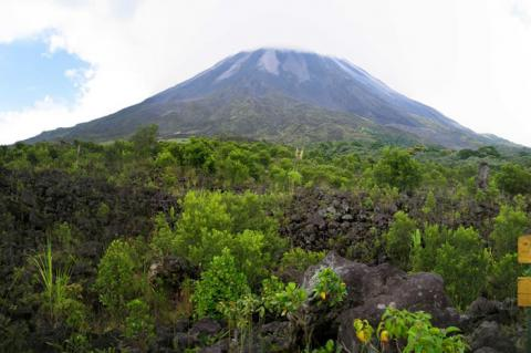 Arenal Volcano National Park, Cost Rica