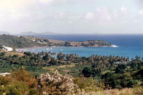 Friendship Bay, Bequia, St Vincent and the Grenadines