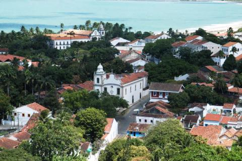 Historic Center of the Town of Olinda, Brazil