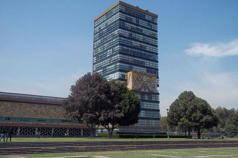 University City, UNAM, Mexico