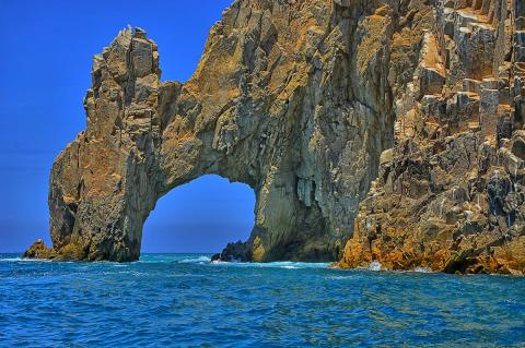 El Arco (Sea of Cortez) - Mexico