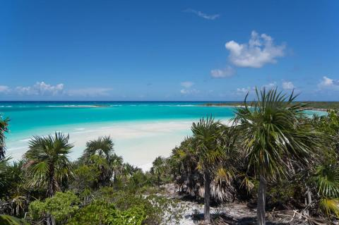 Exuma Cays Land and Sea Park, Bahamas