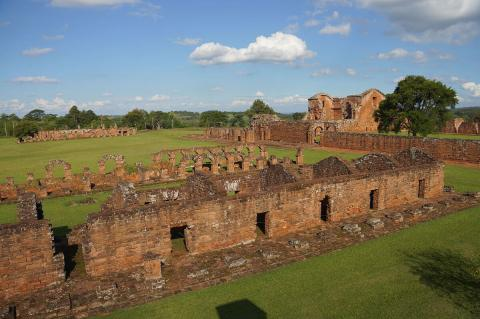 Jesuit reduction of Trinidad, Paraguay