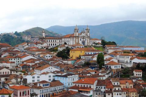 Historic Center - Ouro Preto, Brazil