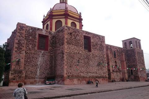 Parroquia de San Pedro Apóstol, Querétaro, Mexico