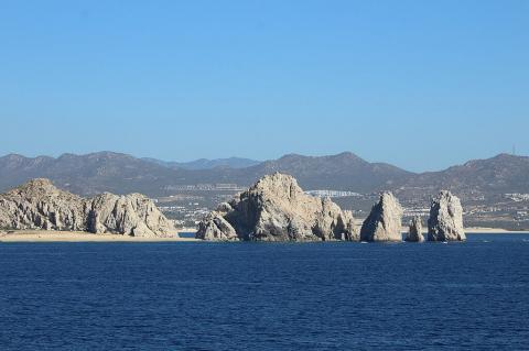 Tip of the Baja California Peninsula, Mexico