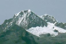 Pico Cristóbal Colón, the highest mountain in Colombia