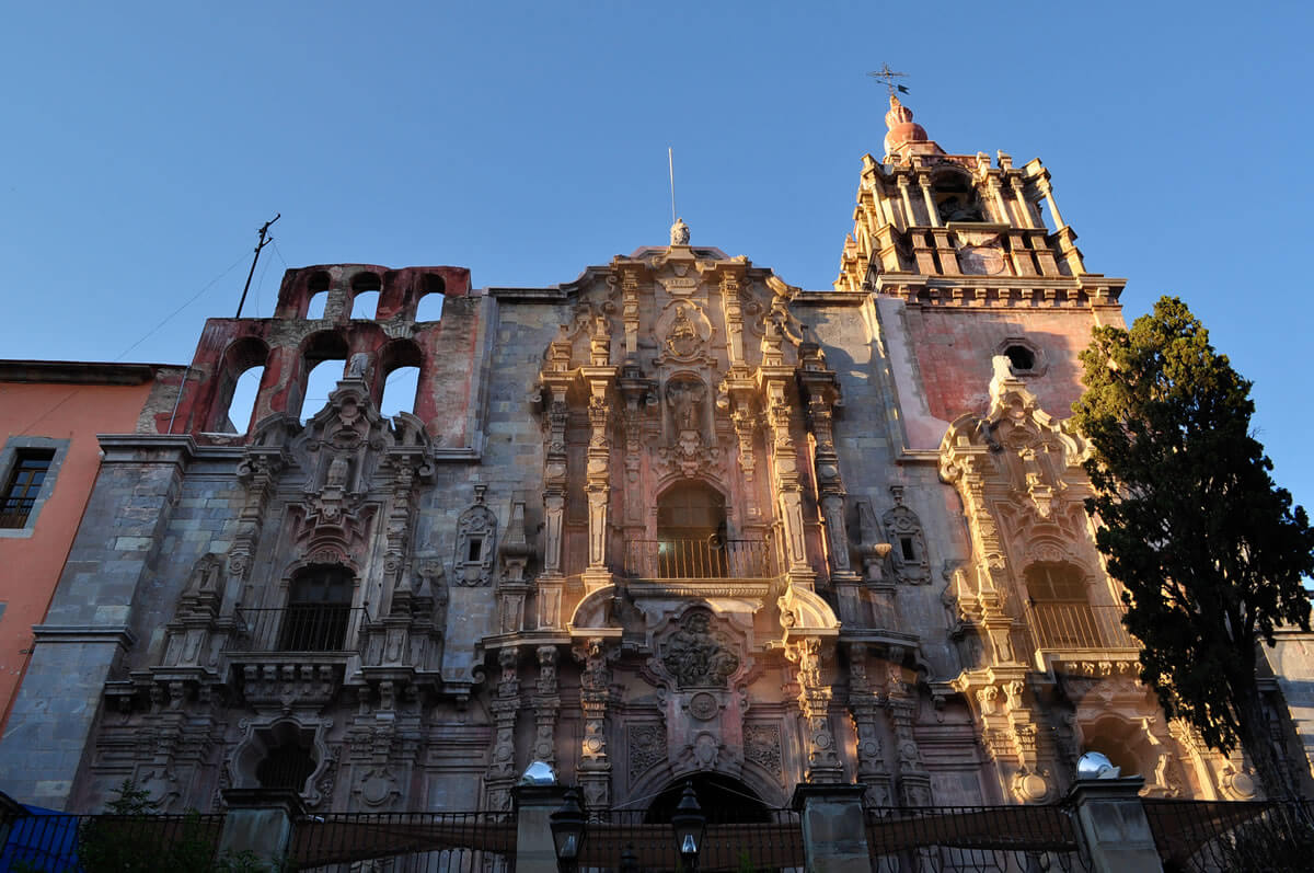 Historic Town of Guanajuato and Adjacent Mines | Jackie's ... |Guanajuato Historical Places